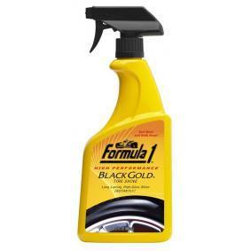 Producto de limpieza para neumáticos
