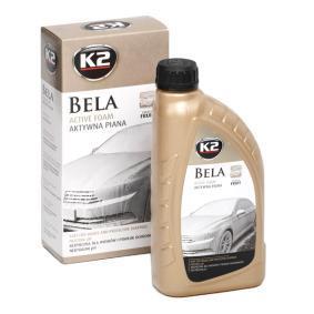 Waschreiniger und Außenpflege K2 G100EF für Auto (Dose, Flasche, Inhalt: 1l)