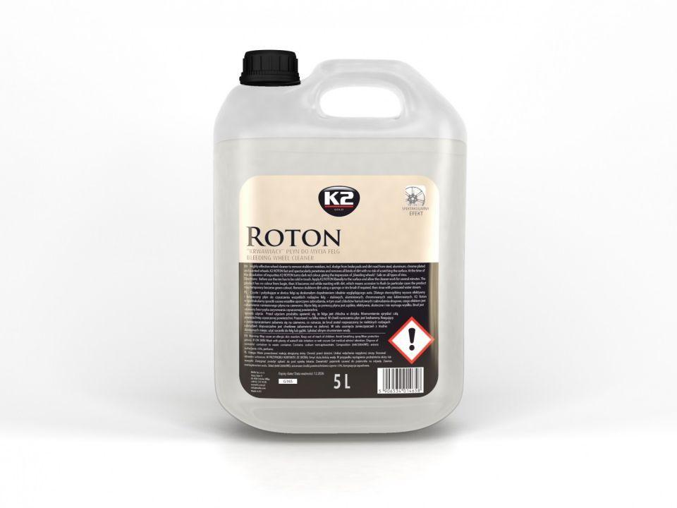 K2 ROTON G165 Detergente para llantas