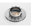 OEM Brake Disc 215.043 from CEI