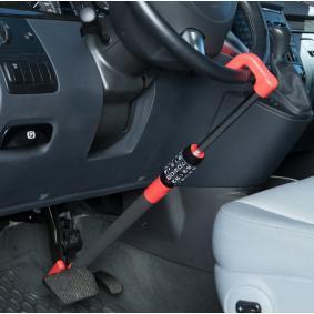 Immobilizer Inställningsområde från: 495mm, Inställningsområde till: 780mm 850200