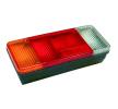 OEM Стъкло за светлините, задни светлини 725012 от VIGNAL