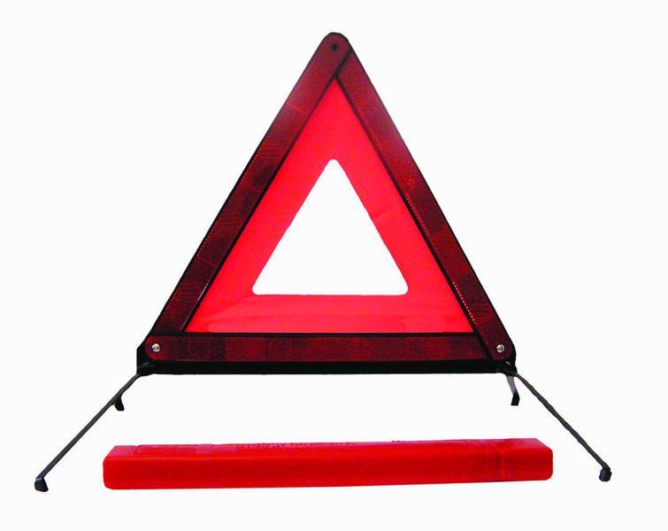 Trángulo de advertencia K2 AA501 evaluación