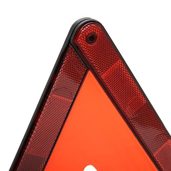 Triangle d'avertissement K2 AA501 connaissances d'experts
