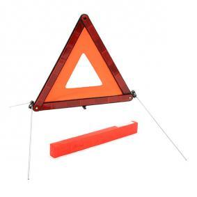 Trángulo de advertencia AA501