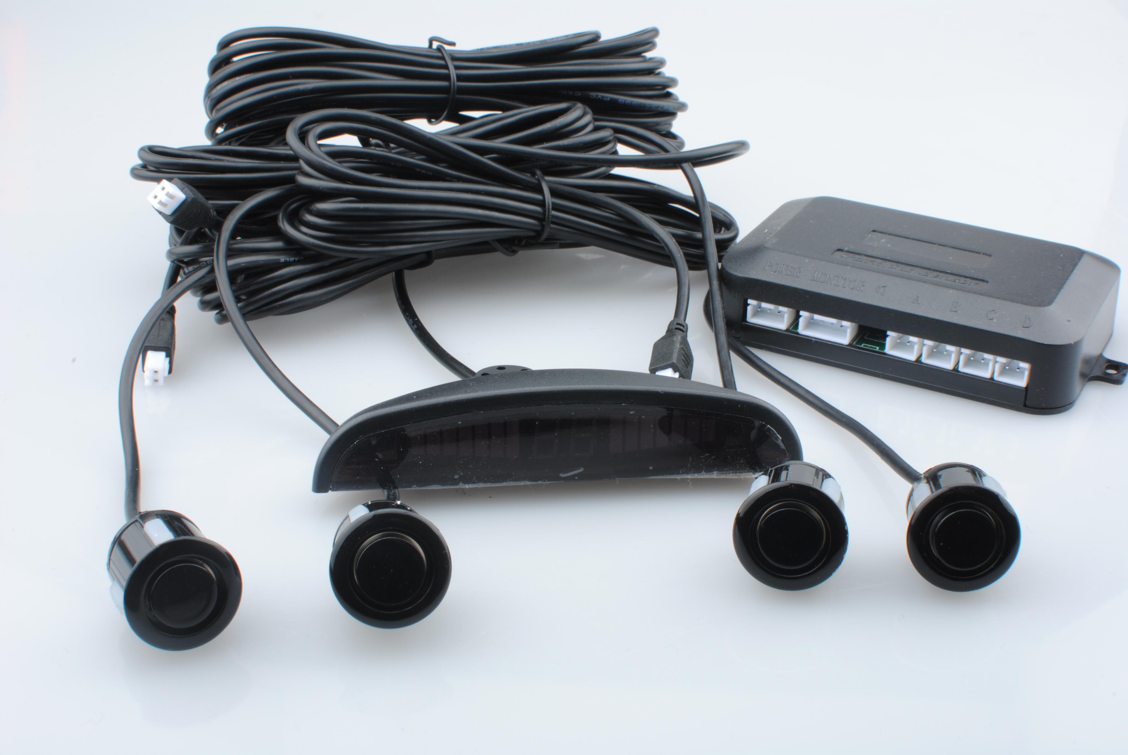 Parking sensors kit M-TECH CP4B 5901508502605