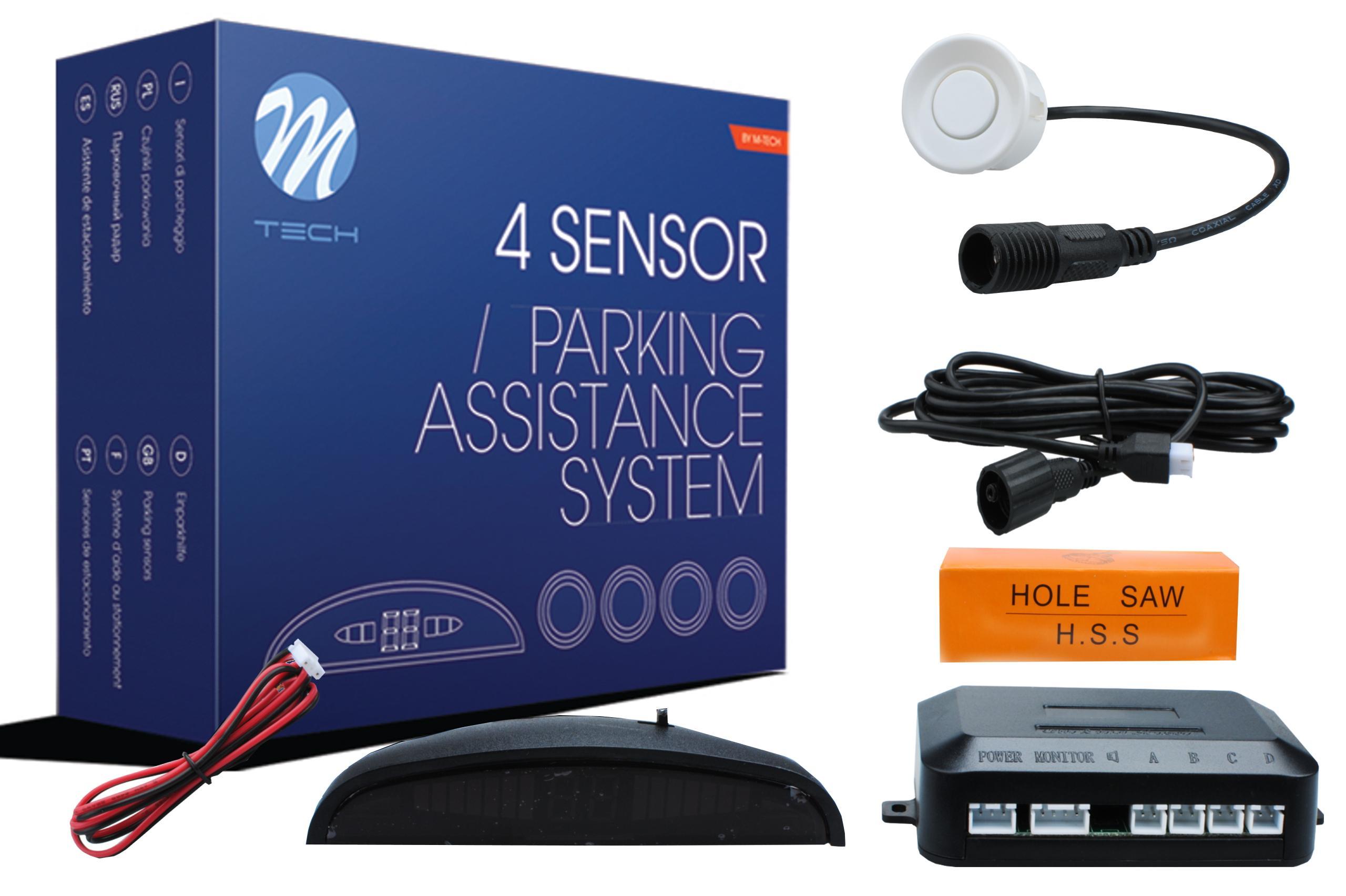 M-TECH  CP5W Parking sensors kit