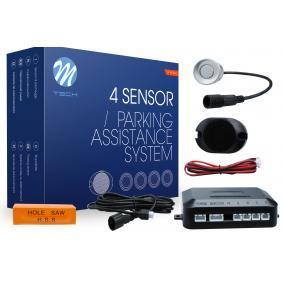 Sensores de estacionamento CP6S