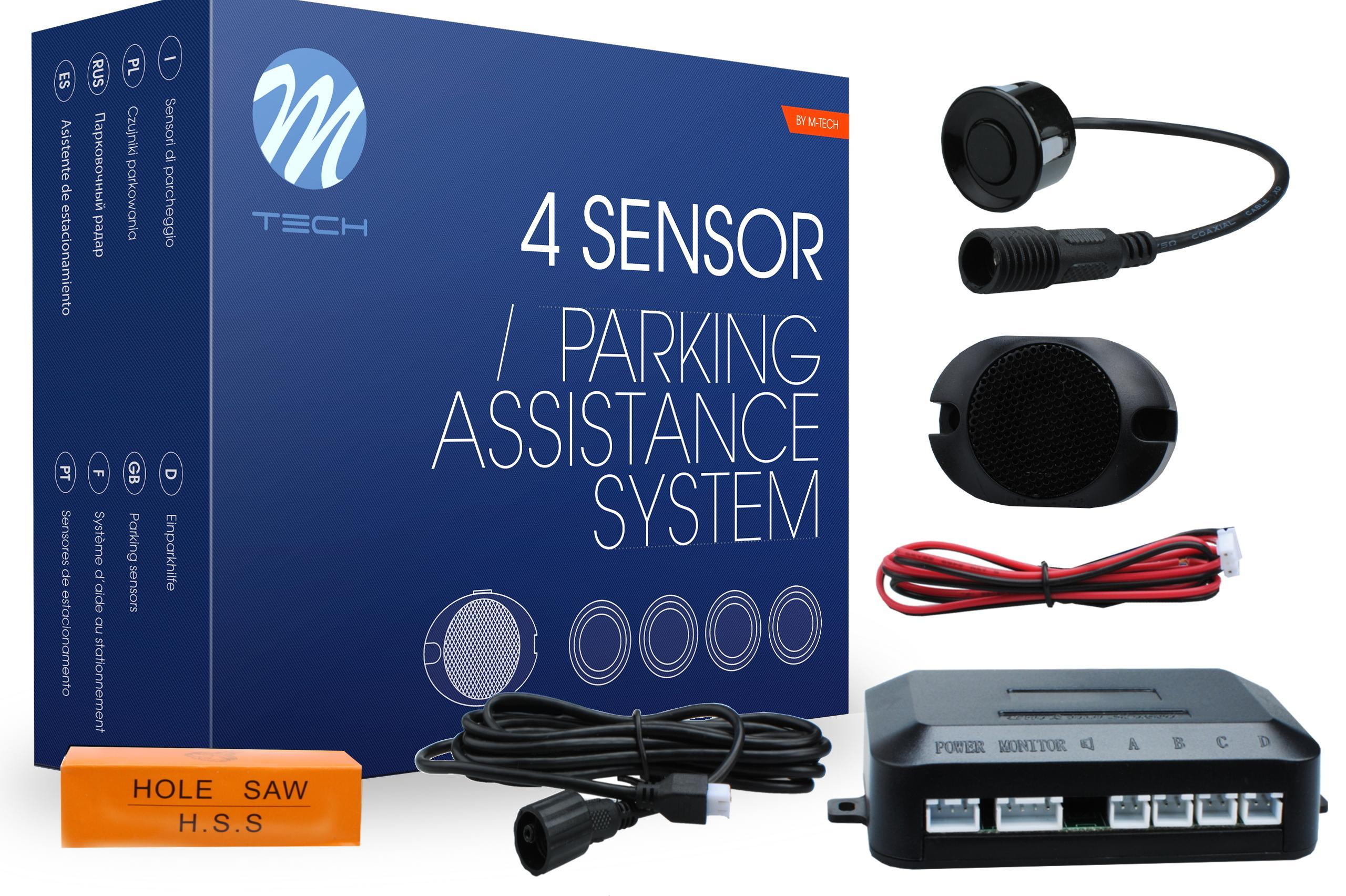 M-TECH  CP6B Parkeersensoren