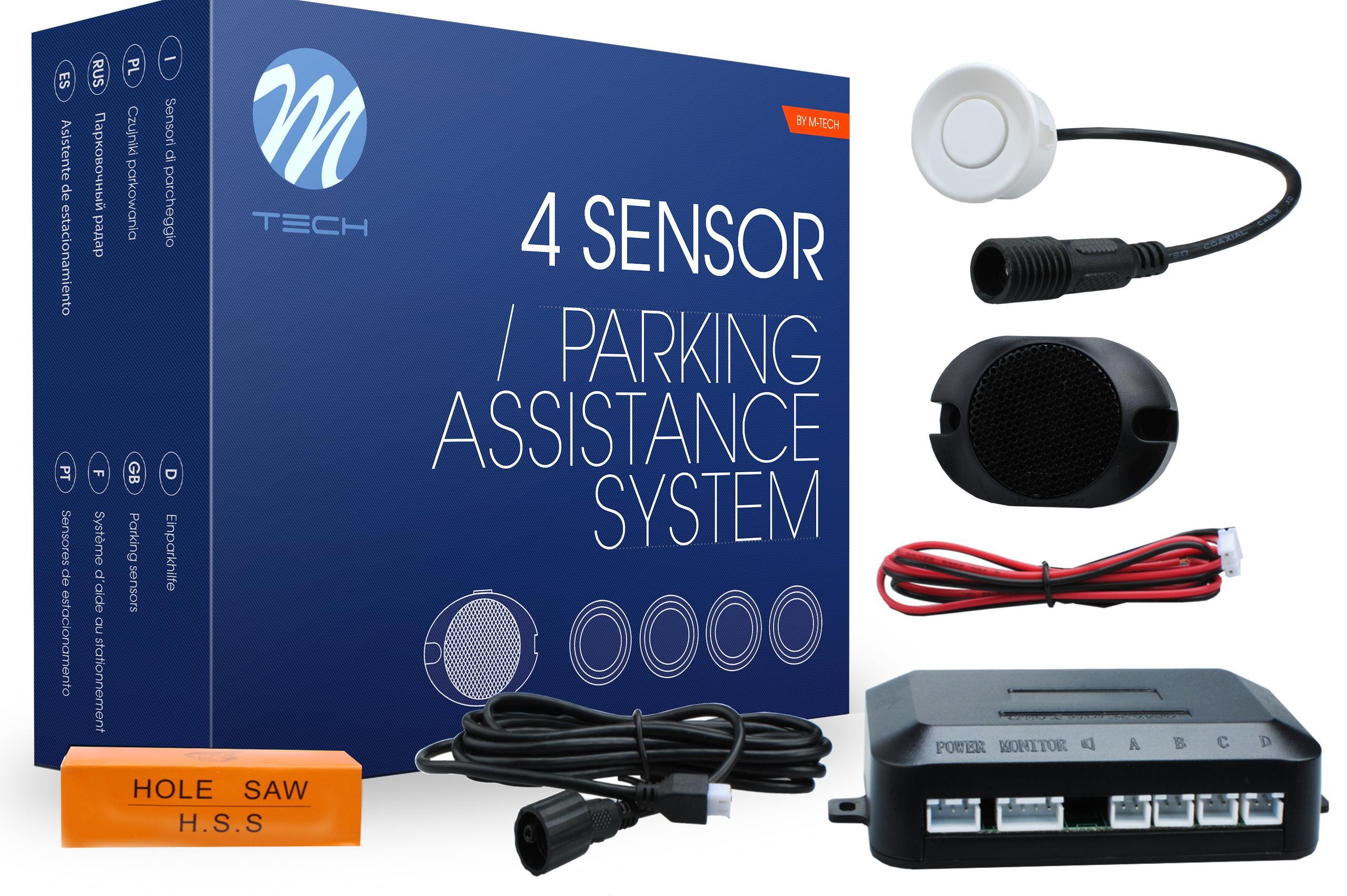M-TECH  CP6W Parking sensors kit