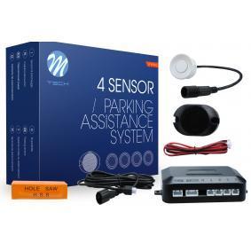 Sensores de estacionamento CP6W
