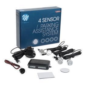 Sensores de estacionamento CP7S