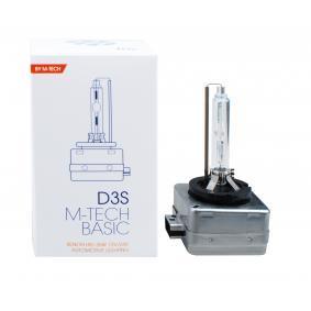 Крушка с нагреваема жичка, фар за дълги светлини D3S (газоразрядна лампа), 35ват, 85волт, ксенон ZHCD3S43