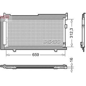 Kondensator, Klimaanlage Kältemittel: R 134a mit OEM-Nummer 73210SG000