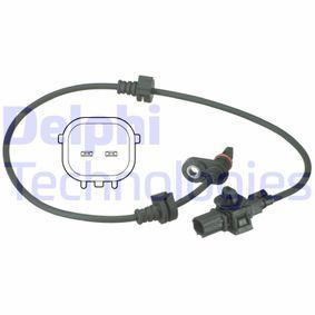 2020 Honda Civic 8th Gen 1.8 (FN1, FK2) Sensor, wheel speed SS20582