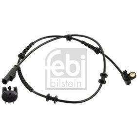 Sensor, wheel speed 106837 PANDA (169) 1.2 MY 2012