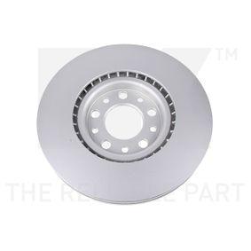 Bremsscheibe Bremsscheibendicke: 28,00mm, Felge: 5,00-loch, Ø: 305mm mit OEM-Nummer 51937304