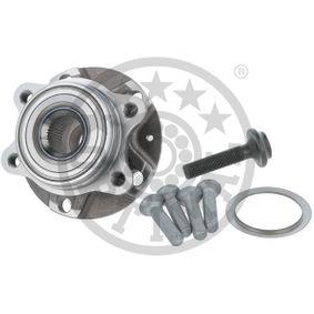 Wheel Bearing Kit with OEM Number 8E0.498.625B