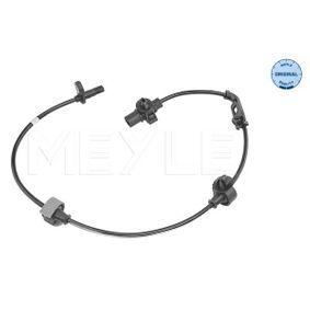 Sensor, wheel speed 36-14 899 0011 Note (E11, NE11) 1.5 dCi MY 2012