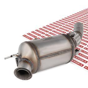 Ruß- / Partikelfilter, Abgasanlage mit OEM-Nummer 1830 8 508 996