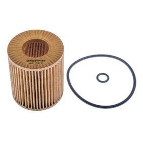 Ölfilter Ø: 62mm, Innendurchmesser: 30mm, Innendurchmesser 2: 30mm, Höhe: 72mm mit OEM-Nummer L321 14302