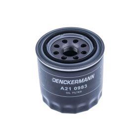 Ölfilter Ø: 80mm, Innendurchmesser 2: 58mm, Innendurchmesser 2: 65mm, Höhe: 87mm mit OEM-Nummer 26300 35531