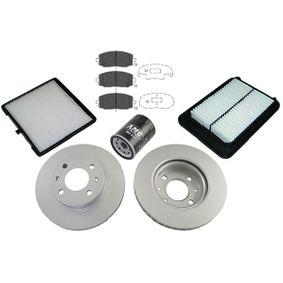 Teilesatz, Inspektion mit OEM-Nummer S2630-002750