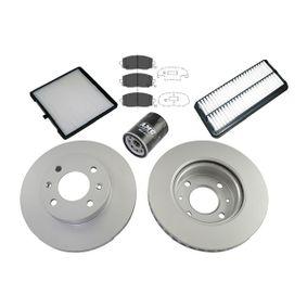 Teilesatz, Inspektion mit OEM-Nummer S2630002750