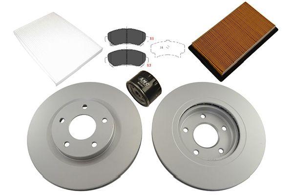 KAVO PARTS  KSK-6502 Teilesatz, Inspektion