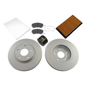 Teilesatz, Inspektion mit OEM-Nummer 1520800QAC
