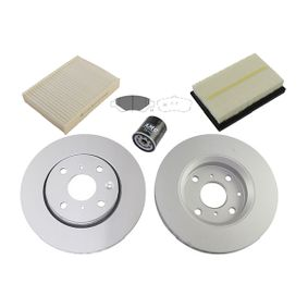 Parts Set, maintenance service with OEM Number 90915TA001