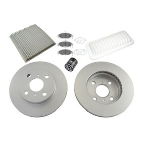 Parts Set, maintenance service with OEM Number 90915 TA001
