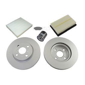 Teilesatz, Inspektion mit OEM-Nummer 17801 21060
