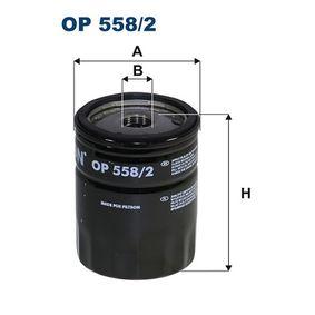 Ölfilter Ø: 76mm, Innendurchmesser 2: 71mm, Innendurchmesser 2: 62mm, Höhe: 97mm mit OEM-Nummer 15208 AA110