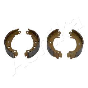 Bremsbackensatz Breite: 38mm mit OEM-Nummer 7701207267