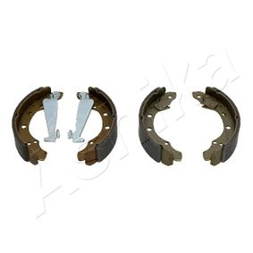 Bremsbackensatz Breite: 40mm mit OEM-Nummer 1H0 698 525 X