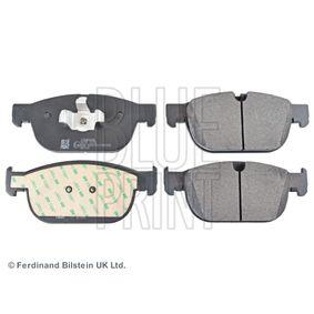 Bremsbelagsatz, Scheibenbremse Breite: 75,0mm, 75,2mm, Dicke/Stärke 1: 18mm, 17,3mm mit OEM-Nummer 31665288