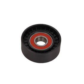 Tensioner Pulley, v-ribbed belt Width: 23mm with OEM Number 252812A100