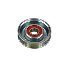 Tensioner Pulley, v-ribbed belt Width: 14mm with OEM Number 38942-P01-003