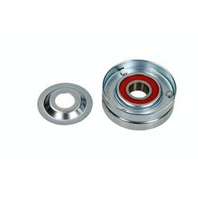 Tensioner Lever, v-ribbed belt Width: 22mm, Ø: 65,5mm with OEM Number 25281-2A100