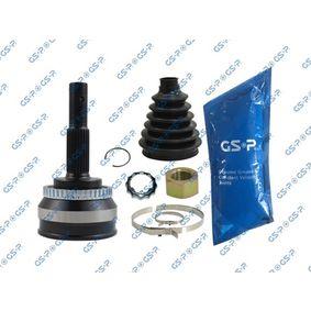 GSP  841003 Gelenksatz, Antriebswelle Außenverz.Radseite: 25, Innenverz. Radseite: 23, Zähnez. ABS-Ring: 42