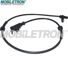 Sensor, Raddrehzahl Länge: 810mm, Pol-Anzahl: 2-polig mit OEM-Nummer A454-542-03-18