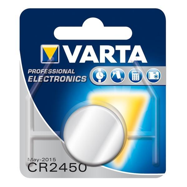 VARTA CR 2450 06450 101 401 Batteries