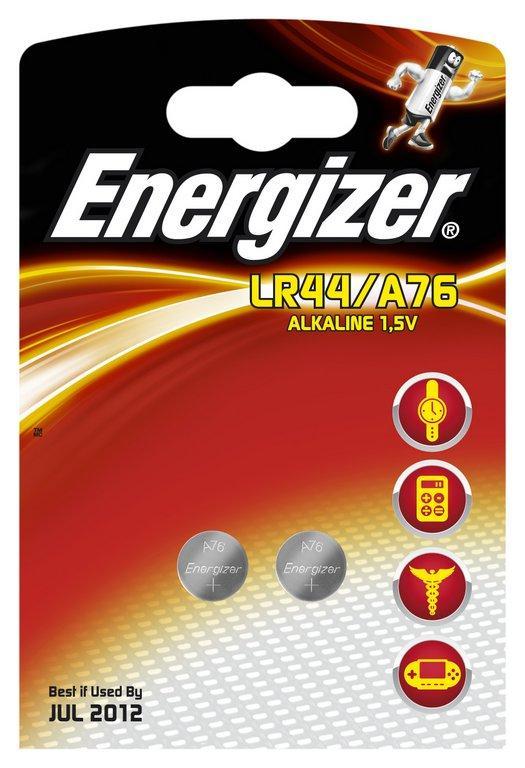 ENERGIZER LR44/A76 623071 Batteries