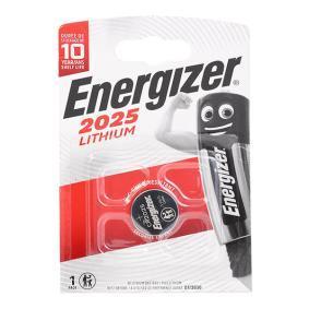 ENERGIZER CR 2025 626982 Gerätebatterie