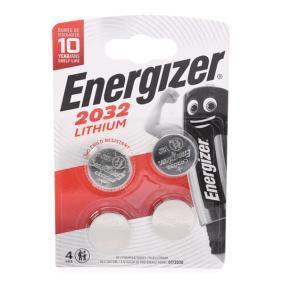 ENERGIZER Gerätebatterie 637762
