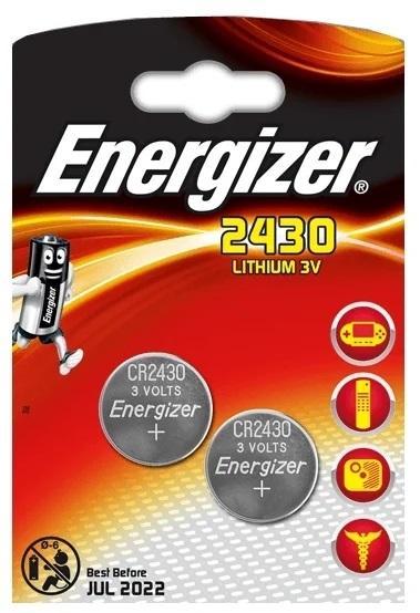 ENERGIZER CR 2430 637991 Batteries
