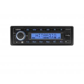 Auto-Stereoanlage Leistung: 4x15W TR723UBBU