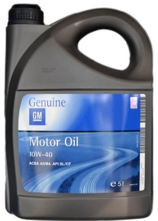 Motorolaj OPEL GM 19 42 046 000019420462
