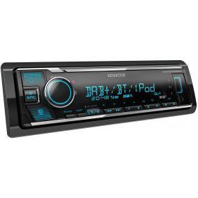 Stereo Osiągi: 4x50W KMMBT505DAB